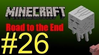 Minecraft Hardcore Road To The End Deel 26 - Een Diepte Interview Met Meneer L. Pis