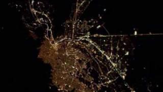 Cities at Night, an Orbital Tour Around the World
