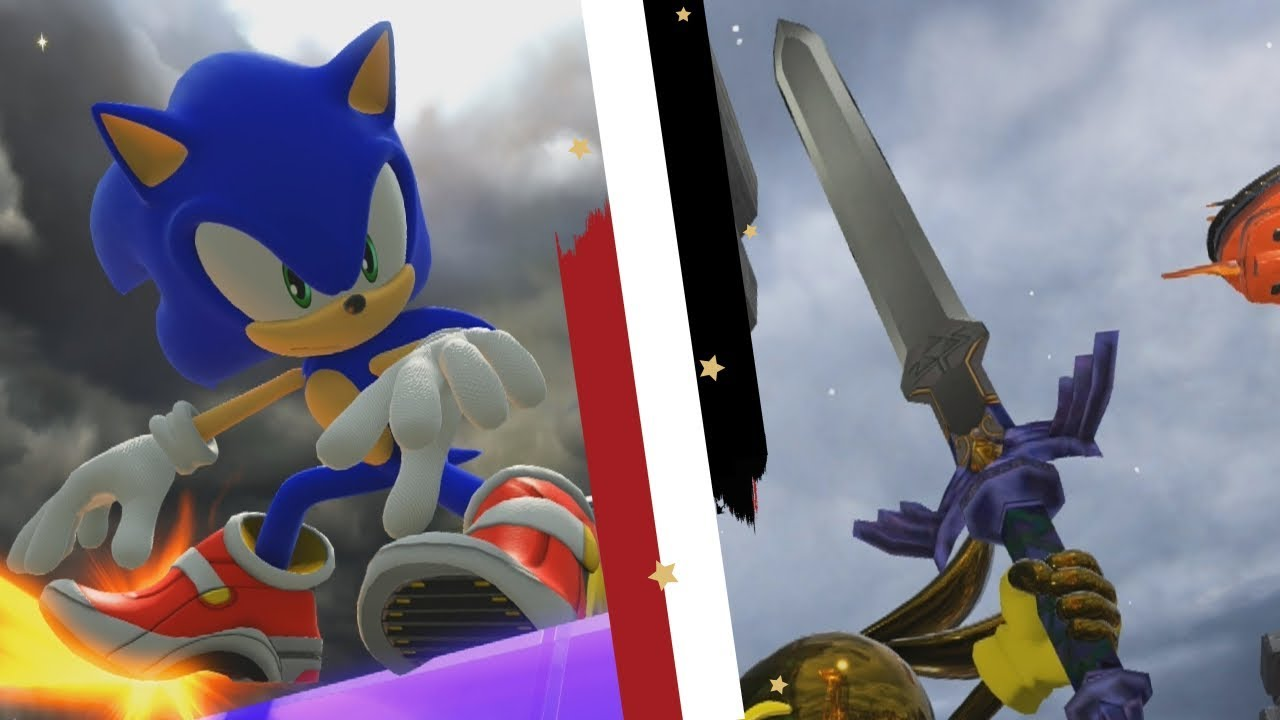 Sonic Forces Master Sword Mod Sonic Adventure 2 Soap Shoes Mod Youtube