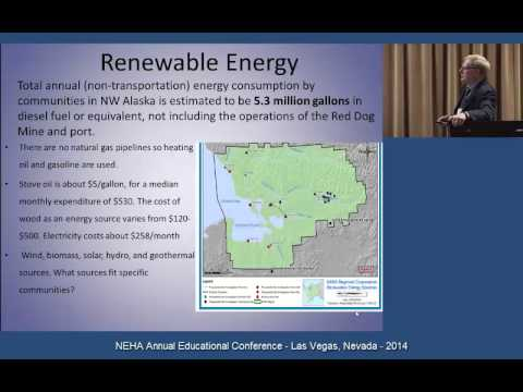 Climate Change and Health (Northwest Arctic Borough, Alaska, Impacts and Opportunities)
