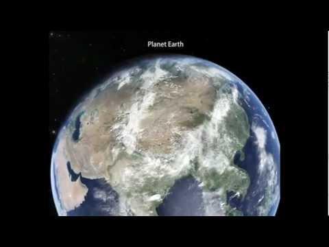 A Tribute to Carl Sagan: The Pale Blue Dot