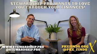 Stewardship Pro- the financial company who wants to love your through your finances!