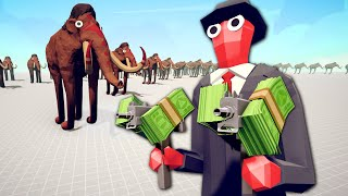 Big Money Stacks Attacks - Totally Accurate Battle Simulator (TABS)