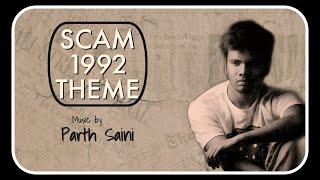 Scam 1992 Intro Theme (Parth Saini) | Gappu Cajon