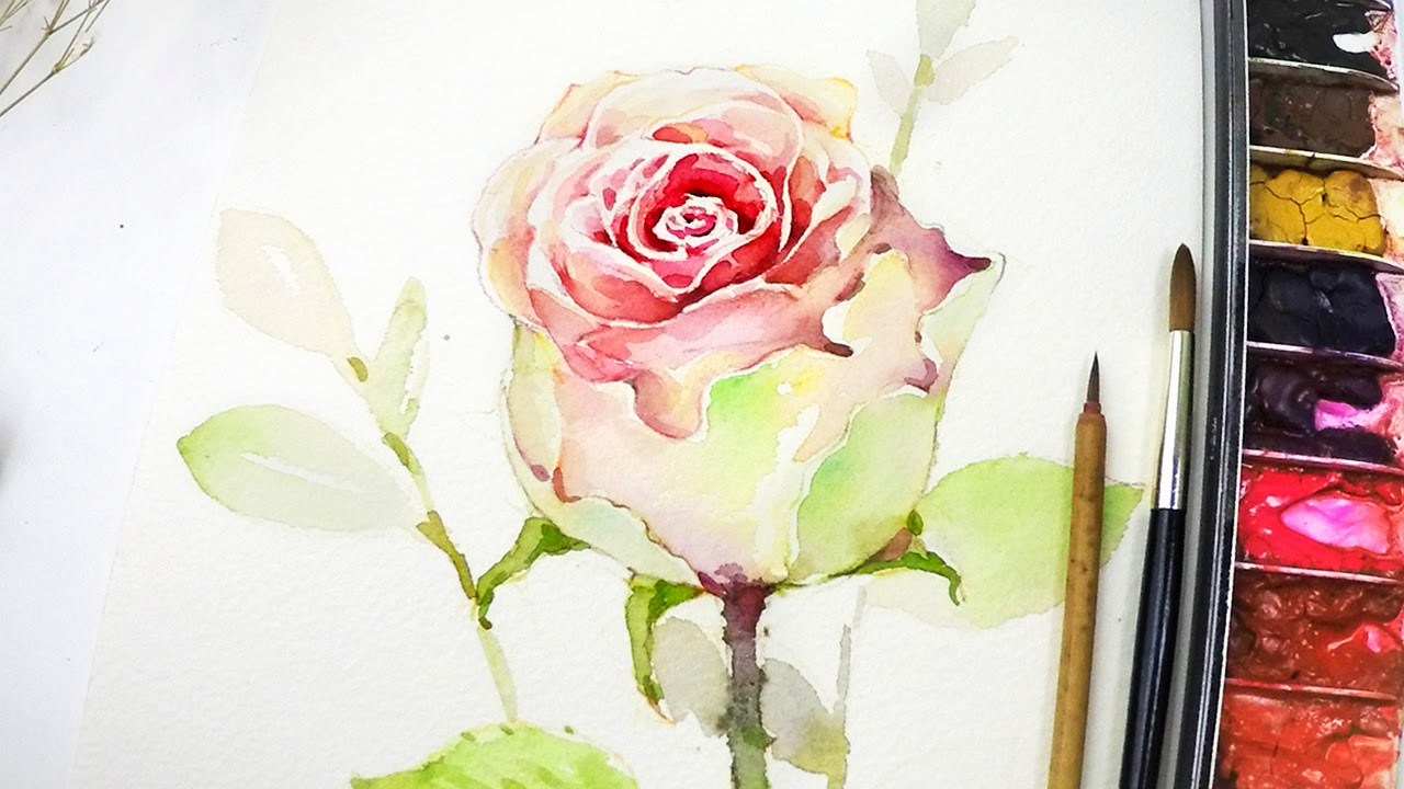 Watercolor Art Projects For Kids
