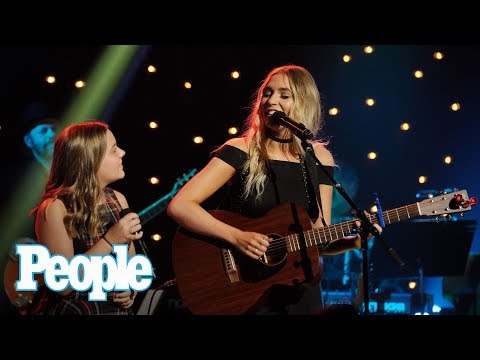 Nashville: Lennon & Maisy Stella On Connie Britton, Hayden Panettiere & More | People NOW | People