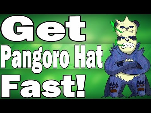 How To Quickly Get The Pangoro Hat In Pokemon X And Y
