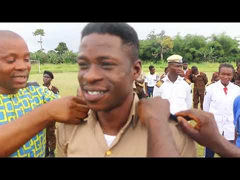 MOST ENDURING ORGANISATION IN NIGERIA (MAN 'O WAR) HONOURS OREOFE WILLIAMS