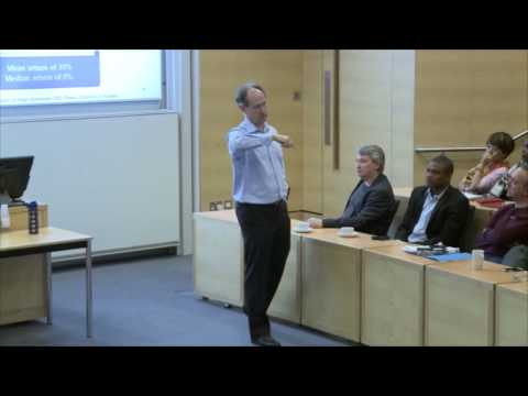 Professor Thomas Hellman: The changing landscape of entrepreneurial finance