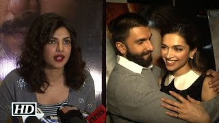 Priyanka's Unbelievable Comment On Deepika-Ranveer's Act In Bajirao Mastani