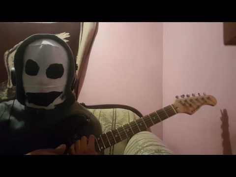 Slipknot - The devil in i (Guitar cover)