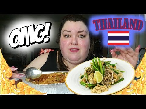 the-best-authentic-thai-food-ever-mukbang!!