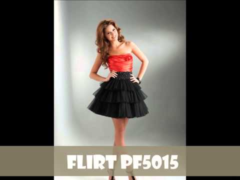 Flirt PF5015 @ Prom Dress Shop From Prom Dress Shop