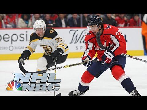 Boston Bruins Vs. Washington Capitals | CONDENSED GAME | 12/11/19 | NBC Sports