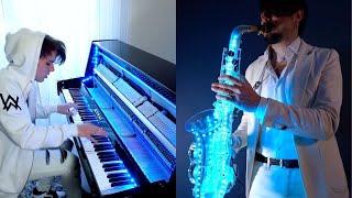 THE SPECTRE (Alan Walker) Daniele Vitale & Peter Buka | Sax e Piano