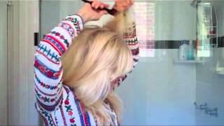 Rene furterer Dry Shampoo how to use Thumbnail