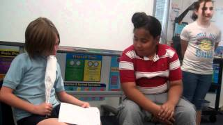 4th Grade Vocab story game for Reading Stories