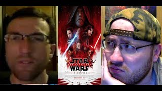 EPIC RANT - The Last Jedi Movie Review with Mike & Me