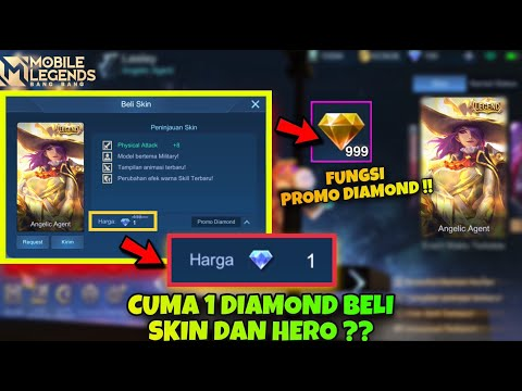 Cuma Nonton Live Streaming Dapat Skin Elite Epic Murah Dan Diskon Semua Event Mega Diamond Mlbb Youtube