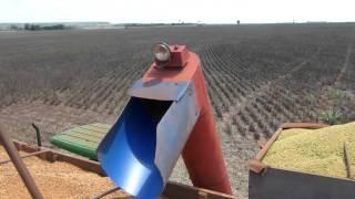 colheita de soja 2012