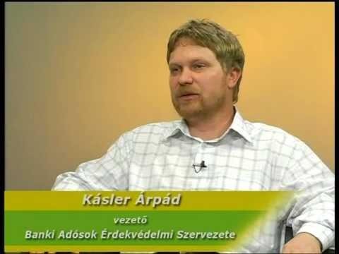 Kásler Árpád a Csaba TV háttér című műsorában 1.rész