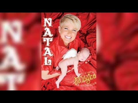cd da xuxa de natal para