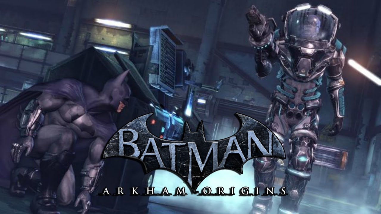 Batman Arkham Origins All New Story DLC Mr Freeze Boss Battle Discussion