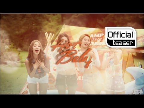 [Teaser] BESTie(베스티) _ Hot Baby(핫 베이비)