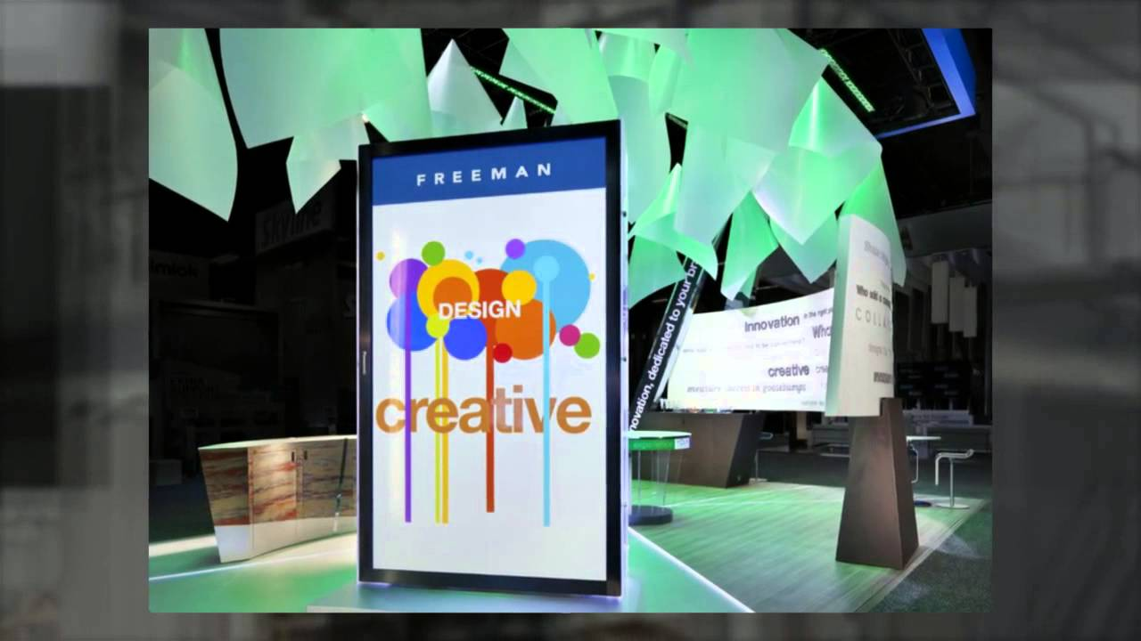 Exhibition Booth Design Award : Exhibit design awards youtube
