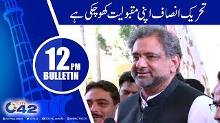 News Bulletin | 12:00 PM | 22 Oct 2018 | City 42