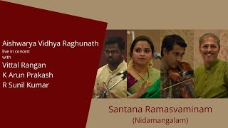 Santana Ramasvaminam - Aishwarya Vidhya Raghunath
