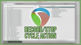 Record/Stop Cycle Action for REAPER