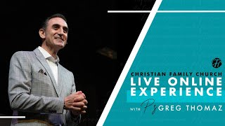 Sunday Morning Service | 28  June 2020 | Ps Greg Thomaz | CFC Church Online