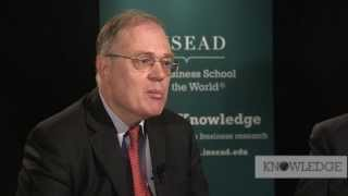 INSEAD's Bruno Lanvin on the Global Talent Competitiveness Index