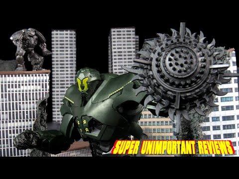 Robot Spirits Pacific Rim Uprising Side Jaeger - Titan Redeemer Figure Review