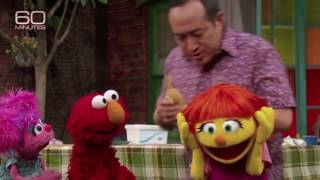 Sesame Street to introduce character with autism