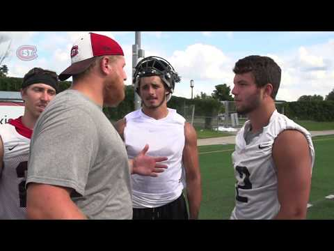 Practice: Day 1 - SCSU Football 2019