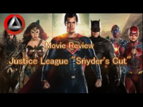Zack Snyder's Justice League: A Video Review
