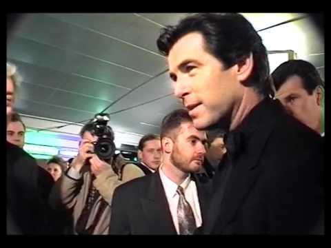 JAMES BOND 007 Goldeneye - Premiere 1995 in Munich - exclusive homevideo
