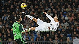 Cristiano Ronaldo ● Amazing Bicycle Kicks Show