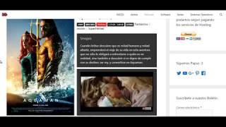 Descargar Aquaman 2019 -1080p (NO del CINE) Por MEGA