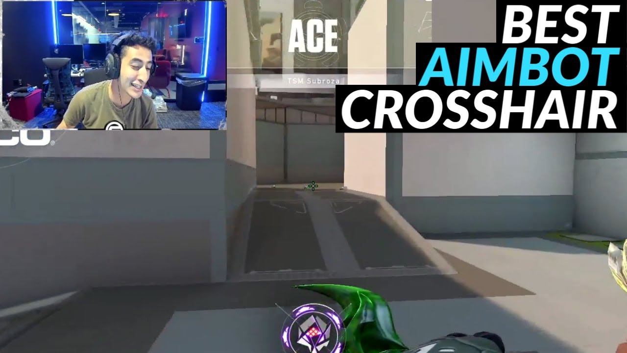 Download Subroza New Valorant Crosshair is Aimbot , Gets Ace Instantly