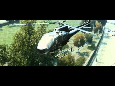 GTA IV - Eurocopter AS350 Ecureuil Helicopter [ThE ReaL DeaL]