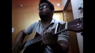 Dard Dilo Ke (The Xpose 2014 ) Acoustic Guitar Cover By Acoustic Tarun
