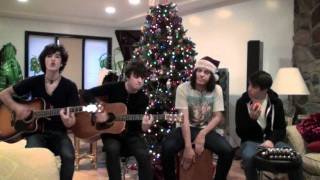 """Here's To You - """"Yule Shoot Your Eye Out"""" by Fall Out Boy (Acoustic Cover)"""