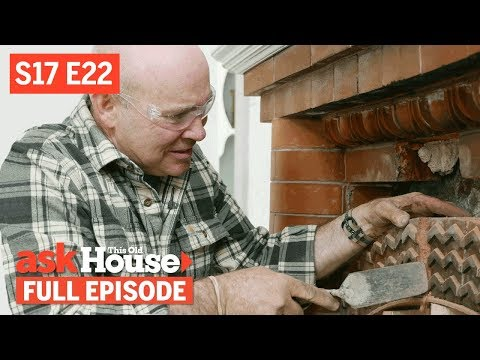 Ask This Old House | Restore Fireplace, Porch Swing (S17 E22) | FULL EPISODE