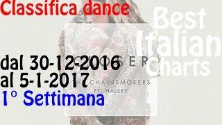 ●Top 20 italia | canzoni dance più ascoltate in radio | 1° Settimana | Dal 30-12-2016 aò 5-1-2017●