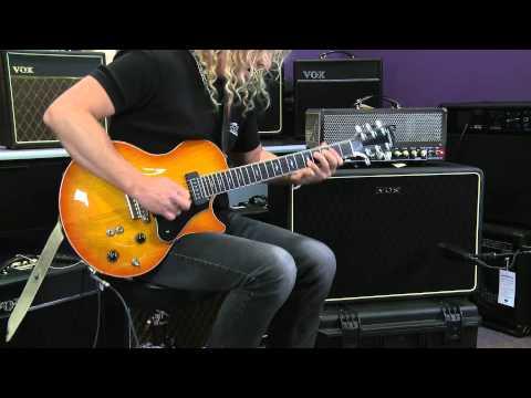 Vox Night Train NT50H Guitar Amp Demo | Full Compass