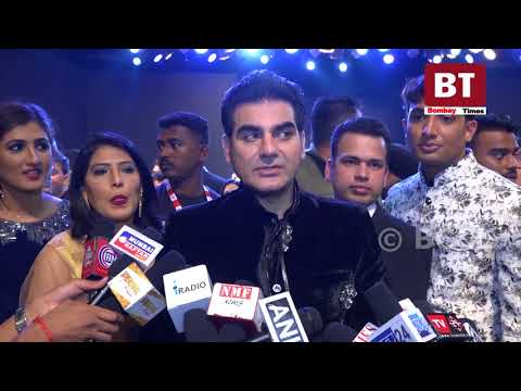 Arbaaz Khan spotted at an event