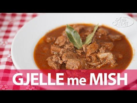 Gjelle Me Mish Viçi - Video Shqip - ArtiGatimit  - Receta Gatimi